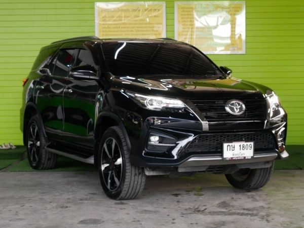 Toyota New Fortuner TRD 2.8  4wd AT 2019