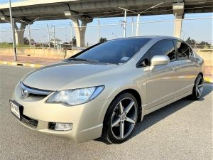 civic 1.8 S As ปี 2006