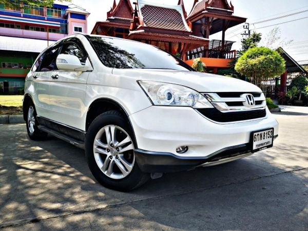 HONDA CR-V 2.4 EL 4WD AT ปี2010