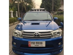 Toyota fortuner 3.0 2WD auto (ปี 2009)