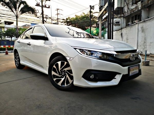 HONDA CIVIC FC 1.8 EL AT ปี2018