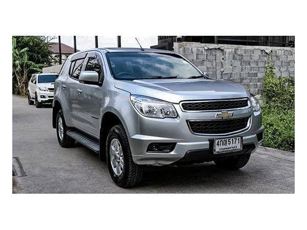 CHEVROLET TRAILBLAZER 2.8 LT ปี2013