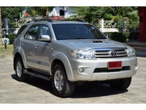 Toyota Fortuner 3.0 (ปี 2010) V SUV AT
