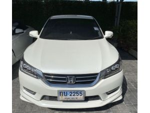 Honda Accord 2.4 EL i-VTEC Sedan AT ปี 2013