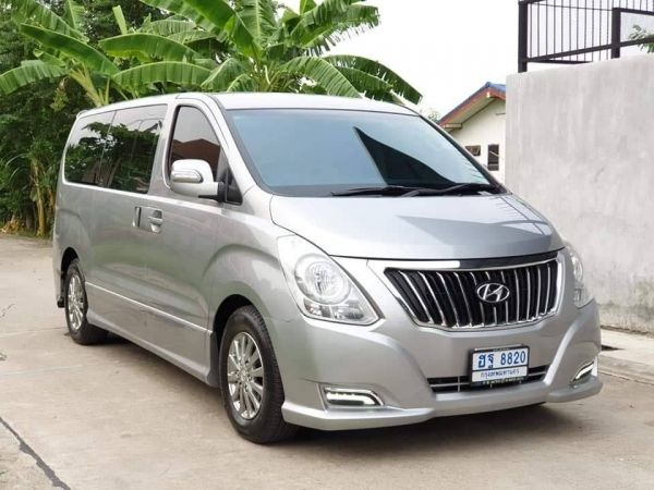 HYUNDAI H-1 2.5 ELITE PLUS ปี2016