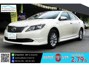 TOYOTA CAMRY 2.0 [G] EXTREMO (A/T) 2014