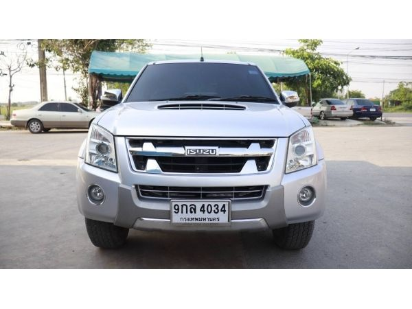 ขาย กระบะ Isuzu D-Max 3.0 CAB-4 LS Super Titanium Pickup AT ปี 2011