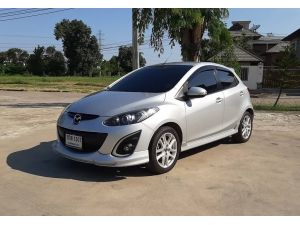 Mazda 2 1.5 Maxx Sports (Hatchback) ปี : 2012 ไมล์ : 15x,xxx km.