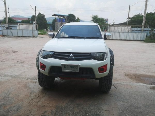 ขาย​ mitsubishi​ triton​ single​ cab4x4