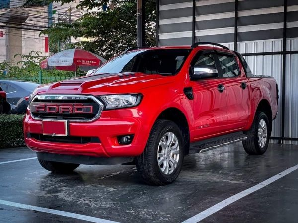 Ford Ranger 2.0L Turbo ปี2019