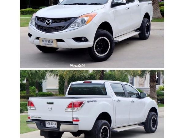 MAZDA BT 50 PROHi-Racer 2.2 Double Cab 4 ปี 2012