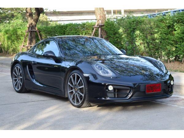 Porsche Cayman 2.7 ( ปี 2013 ) 981 PDK Coupe AT