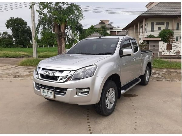 Isuzu D-MAX ALL NEW Spack CAB ZHi-Lander 2.5 L Ddi ปี 2015 ไมล์ 43,xxx km.