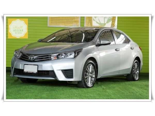 Toyota New Altis 1.6G AT 2014