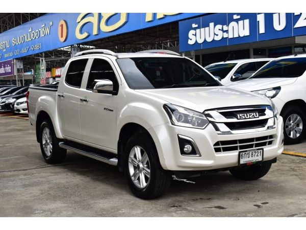 2017 isuzu all new d-max 3.0 v- cross z prestige 4 ประตู