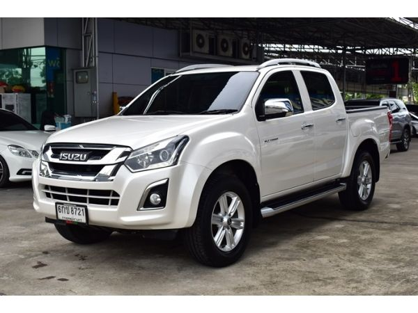 2017 ISUZU ALL NEW D-MAX 3.0 V- CROSS Z PRESTIGE