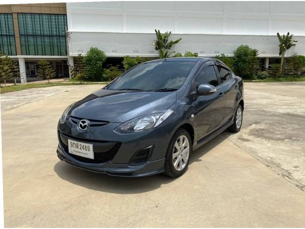 Mazzda 2 1.5 Spirit Genetic Limited Edition (Sedan) | ปี : 2011 ไมล์ : 13x,xxx km.