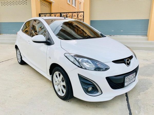 MAZDA 2 1.5 GROOVE SPORT (HATCHBACK) 2013 AT ปี 2013