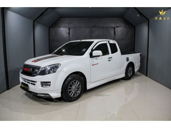 ISUZU D-MAX ALL NEW SPACECAB SPEED 2.5 VGS Z DDI X-SERIES (SUPERDAYLIGHT) 2015