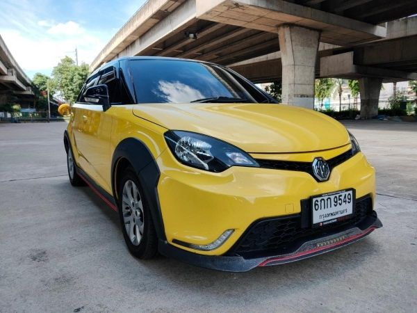 2017 Mg MG3 1.5 X Sunroof