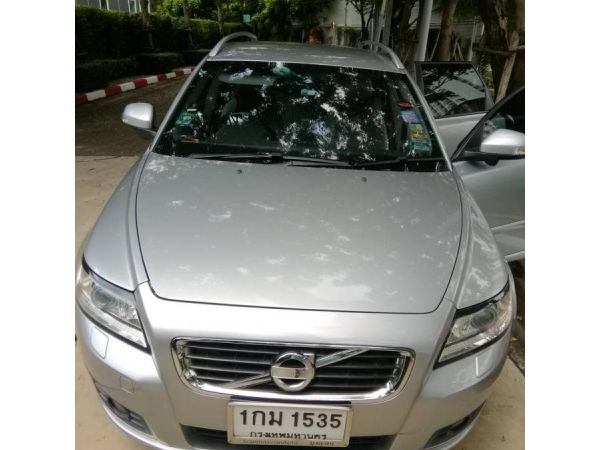2012 Volvo V50 2.0 (ปี 09-13) Wagon - AT