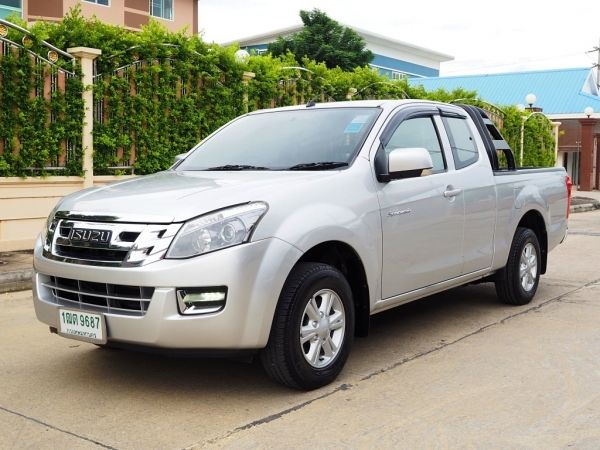 ISUZU D-MAX ALL NEW SPACECAB 2.5 L