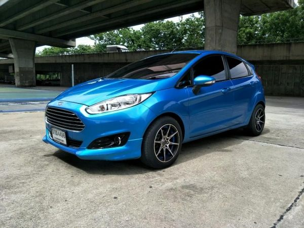 Ford fiesta ecoboost 2016