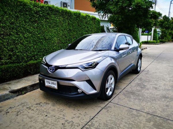 Toyota C-HR 1.8 (ปี 2019) HV Mid SUV AT