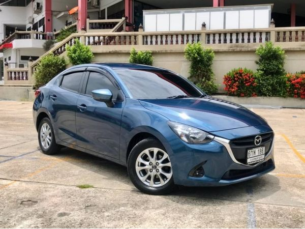 Mazda2 1.5XD Sport High Plus AT 2017
