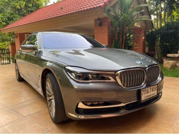 2018 BMW 740Le xDrive iPerformance รูปที่ 0