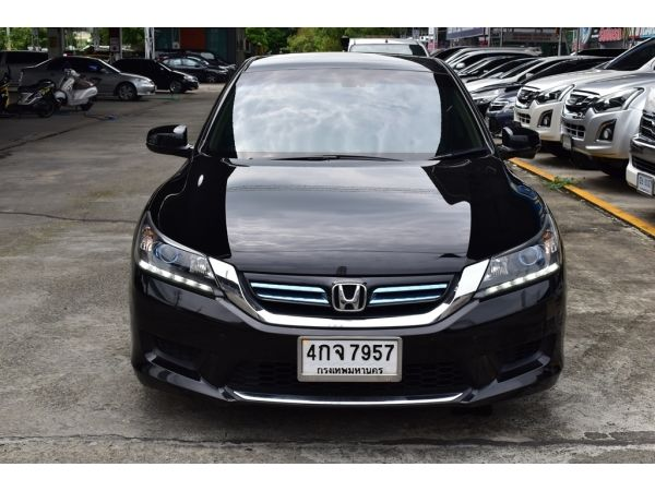 HONDA ACCORD 2.0 HYBRID auto ไมล์ 56,000 ปี 2015