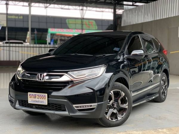 Honda CR-V 1.6 EL AWD SUV AT 2019 (ดีเซล)