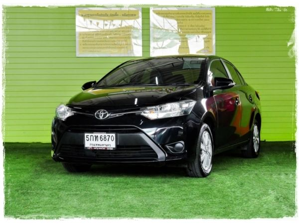 Toyota New Vios 1.5E AT