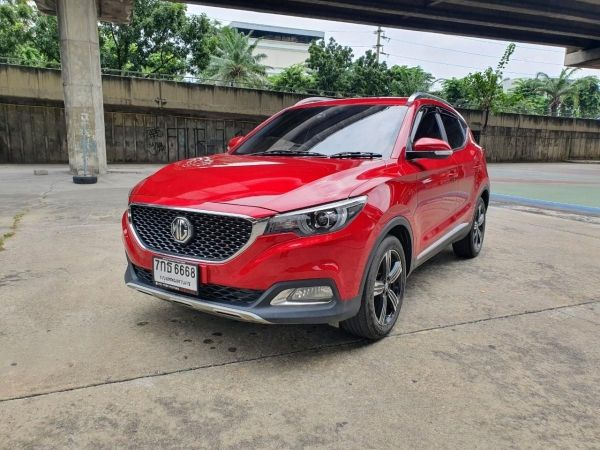 MG ZS 1.5 X Sunroof i-Smart AT ปี2018
