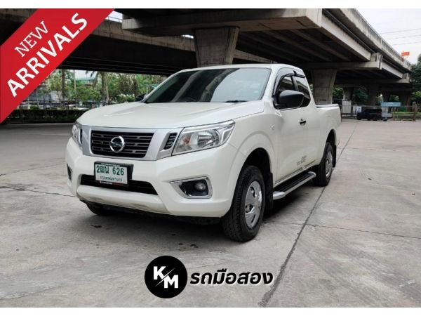 Nissan Navara King Cab 2.5 S DDTi VGS TURBO 6MT ปี2018