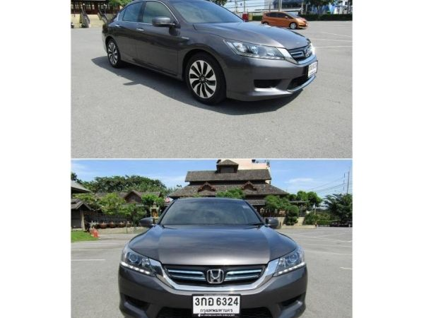 ขายHonda  Accord.2.0Hybrid ปี15