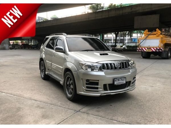Toyota Fortuner 3.0 V 4WD AT ปี2007