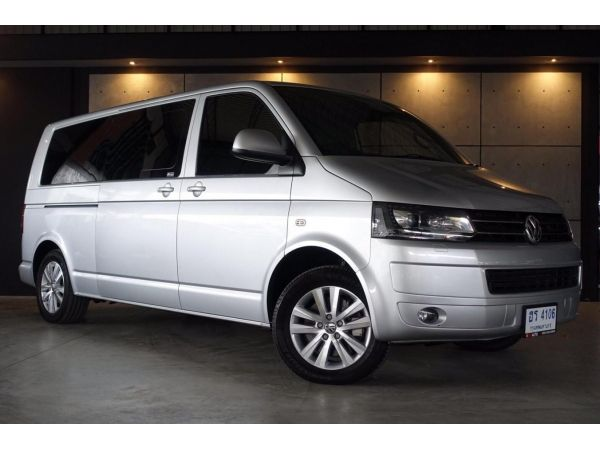 2014 Volkswagen Caravelle 2.0(ปี04-16) TDI van AT