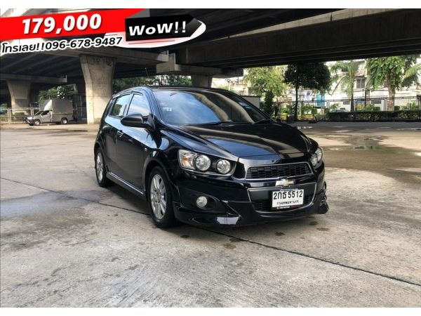 Chevrolet Sonic 1.4 LT AT ปี2014