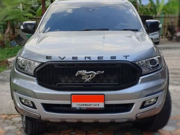 Ford Everest Titanium 2018 Bi-Turbo