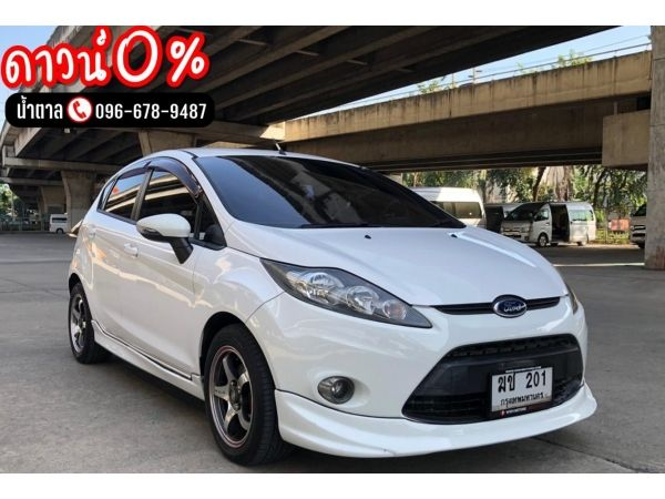 Ford Fiesta 1.4 Style AT ปี2012