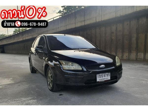 Ford Focus 1.8 GHIA AT ปี2007