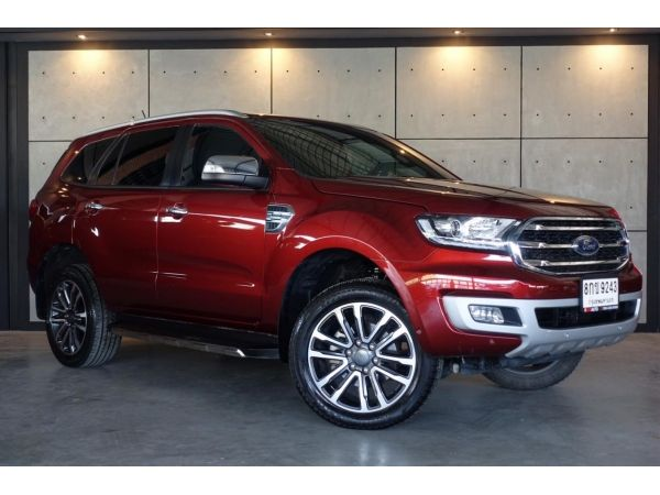 2018 Ford Everest 2.0 (ปี 15-18) Titanium SUV AT