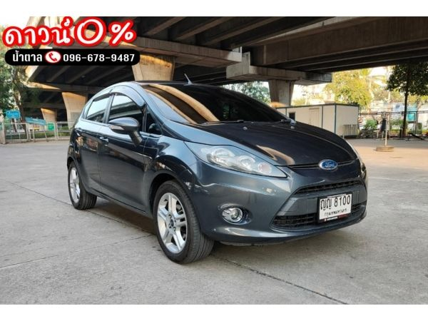 Ford Fiesta 1.6 Trend  AT ปี2011