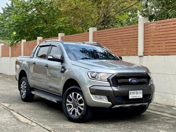 FORD RANGER DOUBLECAB 3.2 Wildtrak AT/4WD ปี 2018