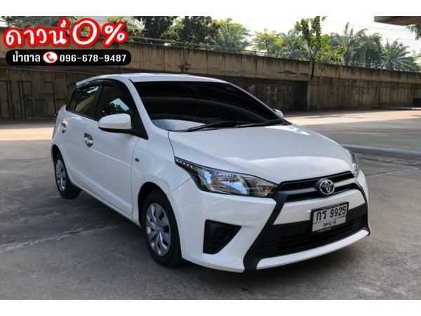 2016 Toyota Yaris 1.2 J AT
