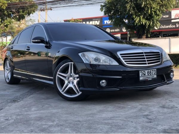 Benz  W221 S350L AMG (long wheel base) AT  ปี 2006
