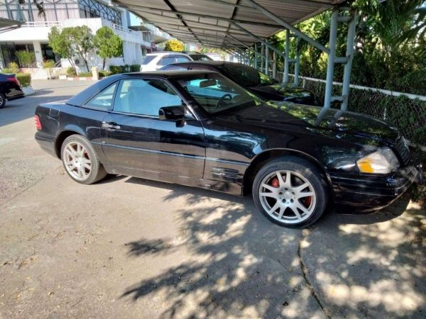 Benz SL320 1997 Left hand drive only one in thailand