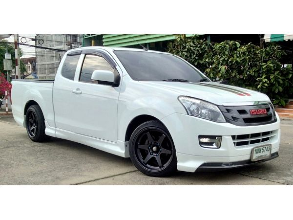 2015 Isuzu D-Max  SPACE CAB X-Series 2.5  Z  MT