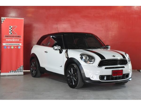Mini Cooper 2.0 R61 (ปี 2014) Paceman Paceman SD ALL 4 4WD Hatchback AT